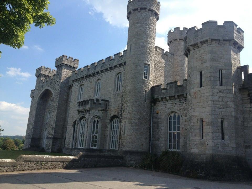 Bodelwyddan Castle wedding venue Bodelwyddan Denbighshire