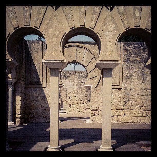 Donatello just checked in @ Medina Azahara / Madinat Al-Zahra / مدينة الزهراء (Córdoba, Spain)