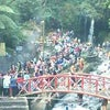 Foto Taman Wisata Air Panas Guci, Tegal
