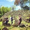 Foto Situs Megalith Gunung Padang, Cianjur