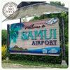 Samui International Airport, Photo added:  Saturday, May 11, 2013 7:42 AM