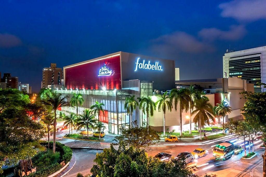 Barranquilla mapa interactivo - La illa centro comercial ...