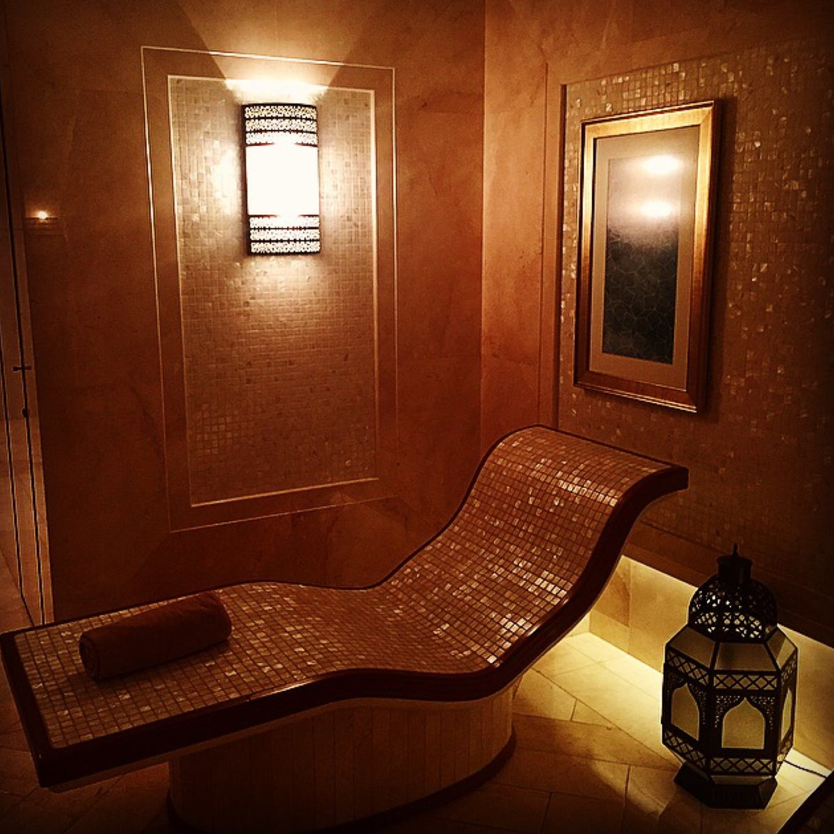The Ritz Carlton Spa Photo