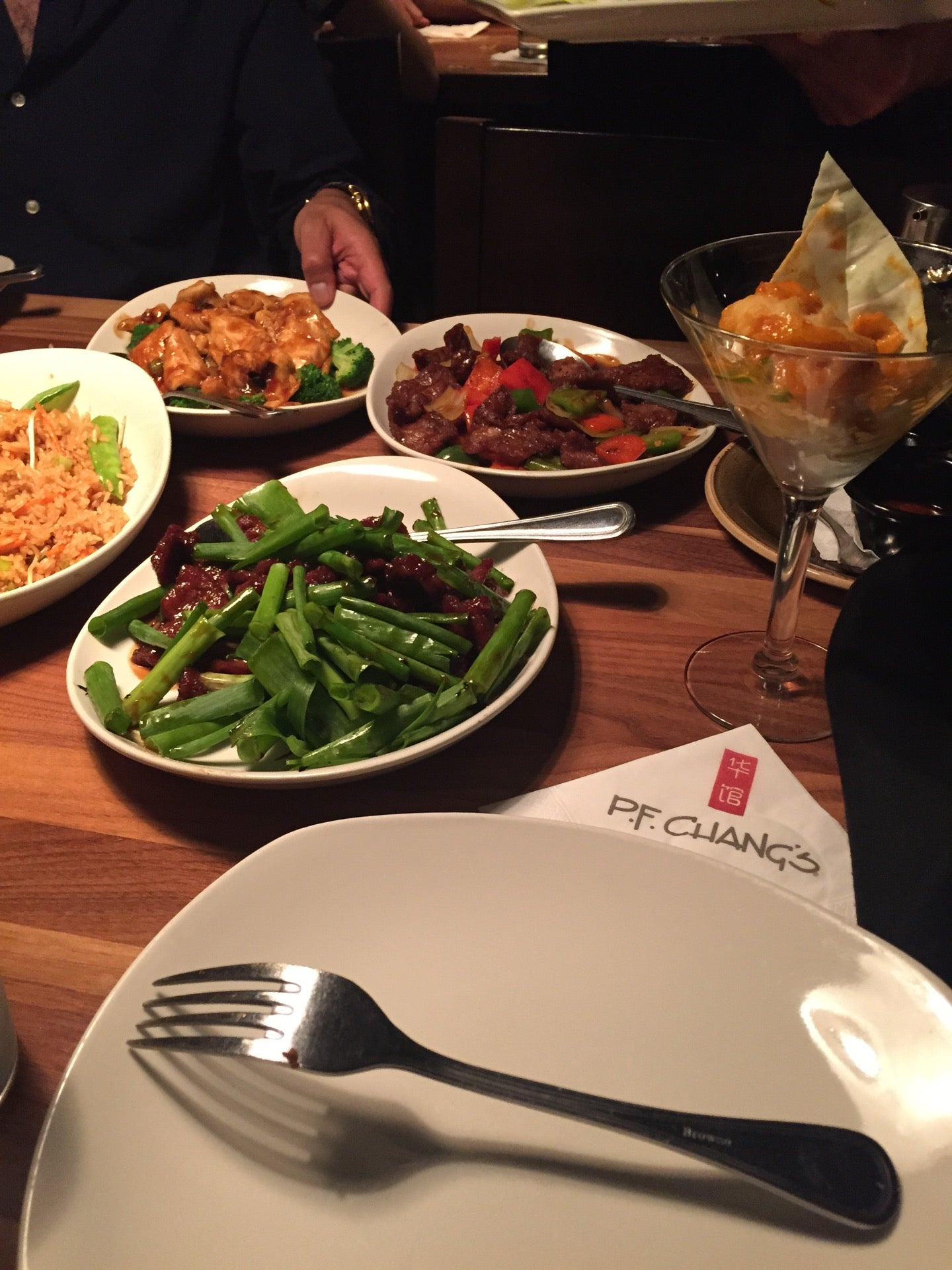P.F. Chang's - Dubai Mall, Downtown Dubai Dubai, photo from Foursquare