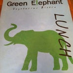 The Green Elephant Vegetarian Bistro