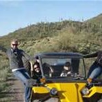 Off-Road with Desert Wolf Tours in New River