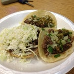 Photo taken at King Taco Restaurant by Christina A. on 2/11/2012
