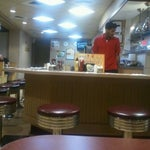 Photo taken at George Webb Restaurants by Rick S. on 7/20/2012