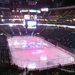 Photo taken at Pepsi Center by Bryan E. on 2/2/2013