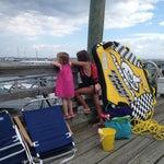 Photo taken at Duxbury Bay by Tania R. on 7/14/2013