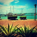 Photo taken at Nongsa Point Marina & Resort by HerriAbdulkadir on 3/9/2013