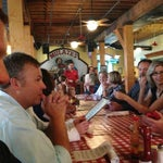 Photo taken at Mulate's Cajun Restaurant by Heather M. on 6/23/2013