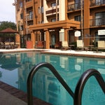 Photo taken at Courtyard Phoenix Camelback by Sarah A. on 3/5/2013