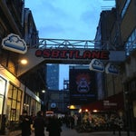 Photo taken at Brick Lane by Namer M. on 1/13/2013