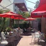 Photo taken at Mars Bar & Restaurant by Edward T. on 4/21/2013
