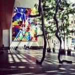 Photo taken at 101 Second Street Atrium by Ashley V. on 6/6/2013