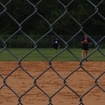 Photo taken at Hanahan Recreation Complex by Mandy M. on 9/15/2013