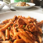 Photo taken at Gratzzi Italian Grille by Stéphanie on 2/18/2015