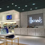 Free wifi, amazing designer shops, and a mini Harrod's. Get a delicious sandwich, pastry, or love bar at Pret a Manger and enjoy beautiful Heathrow.