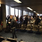 Photo taken at Gate K15 by Quentin B. on 3/1/2014