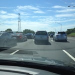 Photo taken at Garden State Parkway - Irvington by Rene D. on 7/6/2014