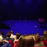 Photo taken at Deventer Schouwburg by Marieke K. on 12/29/2012