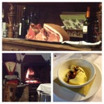 Photo taken at Osteria del Mirasole by Mike R. on 10/3/2013