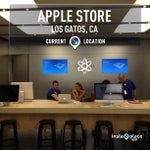 Photo taken at Apple Store, Los Gatos by Vincent C. on 6/26/2013