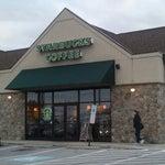 Photo taken at Starbucks by Tim • V. on 11/3/2012