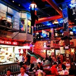 Photo taken at Portillo's Hot Dogs by Josh A. on 10/2/2012