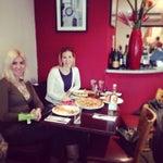 Photo taken at Cafe Mode by Zeynep Ö. on 4/19/2014