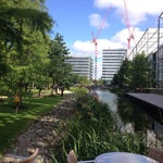 Photo taken at Chiswick Business Park by Antonio P. on 8/18/2014