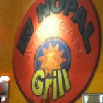 Photo taken at El Nopal Mexican Grill by Monique R. on 6/7/2013