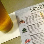 Four Peaks Brewery is open later than other bars and restaurants in the airport - pub food and craft beer! Near A20-A21.