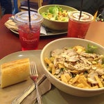 Photo taken at Panera Bread by Thuy L. on 12/19/2013
