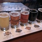 Photo taken at Rock Bottom Restaurant & Brewery by Robert A. on 3/22/2013
