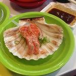 Photo taken at Running Sushi Sumo by Zuzka S. on 7/7/2013