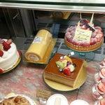 Photo taken at Patisserie NAOKI 深沢店 by GOGOGO! on 3/30/2013