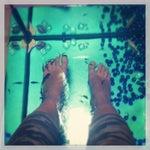 Фото Fish-spa терапия в соцсетях