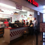 Photo taken at Five Guys by Randy B. on 4/29/2013