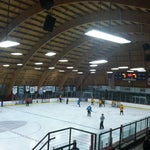 Photo taken at The Rinks Anaheim Ice by John Y. on 5/31/2013