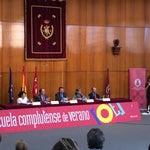 Photo taken at Facultad de Derecho (UCM) by Cecilia V. on 7/7/2014