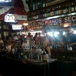 Photo taken at Sluggers World Class Sports Bar and Grill by Elliot N. on 5/18/2012