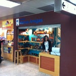 Manos Amigas is a wonderful place to buy beautiful hand made gifts at the airport.  The shop is located between gates 8 and 9.  Sales benefit single mothers in need of education and medical care.