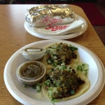 Photo taken at King Taco Restaurant by Eddie L. on 4/26/2013