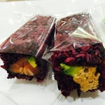 Hero Sushi - 2 rolls & water for $10 incl black rice ones