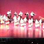 Photo taken at Harris Theatre for Music and Dance by Liliana A. on 5/11/2013