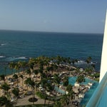 Photo taken at Caribe Hilton Lobby Bar by Gerry S. on 8/3/2014