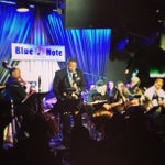 Photo taken at Blue Note by Matteo 🐯 S. on 7/27/2013