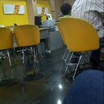 Photo taken at Bank Internasional Indonesia (BII) by Veronica W. on 6/11/2014